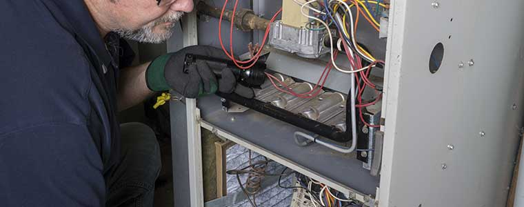 Heating systems repair services